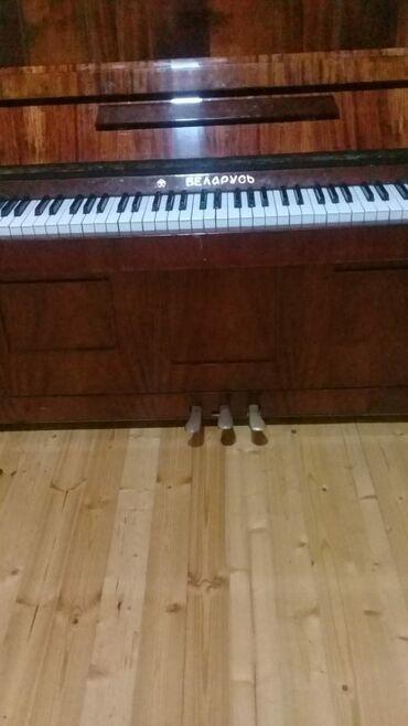10568 elan | İDMAN VƏ HOBBI: Belarus pianoTam köklü3 pedal88 klavisYeni kimi Qiymət 270Real alıcıya