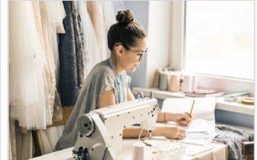 Требуется на работу дизайнер - Кыргызстан: Требуется модельер дизайнер одежды