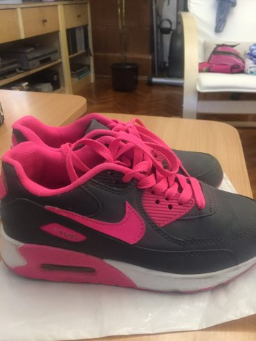 Ženska patike i atletske cipele - Pozega: Patike u dobrom stanju, malo nosene38br