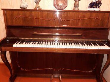 pianolar - Azərbaycan: Qehveyi rengde pianolar satilir