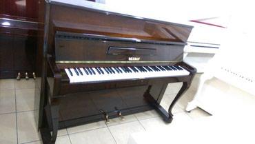 Bakı şəhərində Pianino - Çatdırılma və köklənmə pulsuzdur. 5 il zemanet verilir.