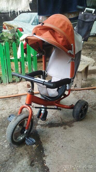 Спорт и хобби - Манас: Продаю детский велосипед