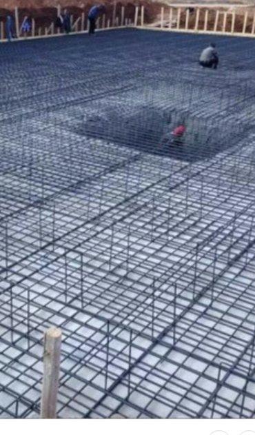 Bakı şəhərində Monolit beton  isleri gorurem. Öz briqadam da var