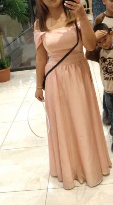нарядные вечерние платья в Кыргызстан: Нарядная вечернее платье, одевала только один раз, размер s-m. Цена 30