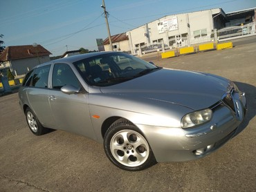 Alfa romeo 4c 1 7 tct - Srbija: Alfa Romeo 156 1.9 l. 2002 | 273000 km