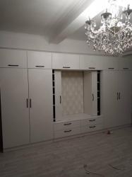 шкаф-3 в Кыргызстан: 4х метровый шкаф под тв горка 3 в одном студия комнат