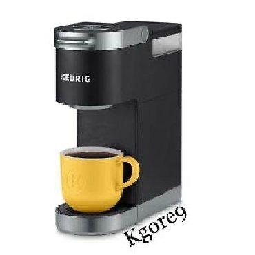 кофемашина со встроенным капучинатором в Кыргызстан: Капсульная кофеварка новая привезли со штатов