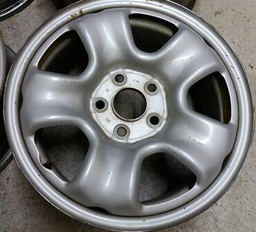 Штампованные R16 (стальные) диски для Honda (Хонда)CR-V. Диски в отлич