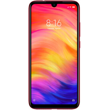 xiaomi-redmi-3-market в Кыргызстан: Смартфон Xiaomi Redmi Note 7 3/32 redДоставка по всему
