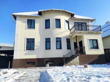 строим дома бишкек в Кыргызстан: Продам Дом 304 кв. м, 11 комнат