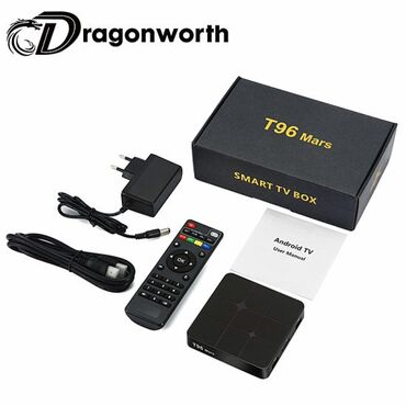 Android Tv Box.T 96 mini 2ram 16 gb yaddas-75azn .ve T96mars 2ram