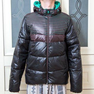 Продаю куртку adidas оригинал! размер l. почти новая!. в Бишкек