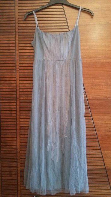 Bakı şəhərində Платье в идеальном состоянии. размер 38 длина 107 см.