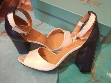 Женская обувь в Узген: Фирма baver,турция,нат. кожа. было куплено за 7000,отдаю за копейки,в