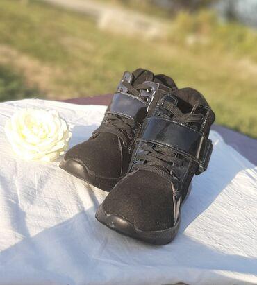 размер 36 40 в Ак-Джол: Полузамшевые ботинки деми 36-41