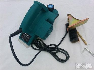 Električno rende Makita Snaga 600w 16000r/min, fi 82mm - Pozarevac