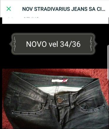 Jeans - Trstenik