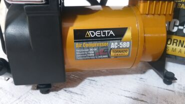 Avtomobil aksesuarları - Xırdalan: Adelta teker nasosu 10 atmasfer gucu var Porsenlidir (kompressorlu)Cox