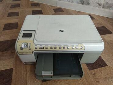 Принтер hp на запчастиВозможно и работает, нет возможности проверить