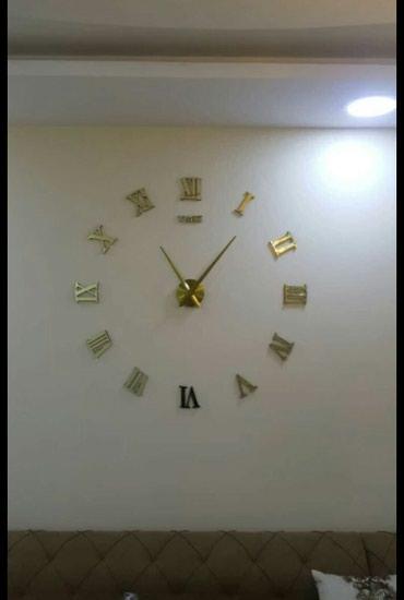 3D Dekor Saat.. в Sumqayıt