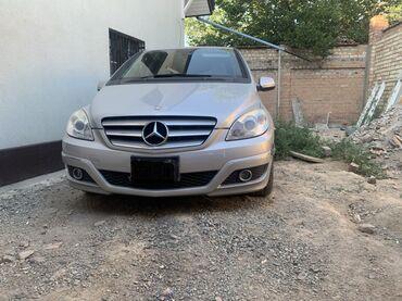 Mercedes-Benz B-class 1.8 л. 2012 | 50000 км