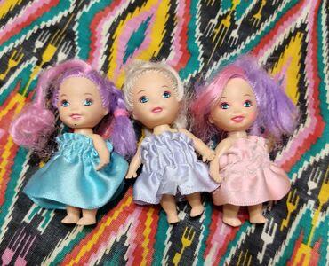 Куклы Барби тройняшки