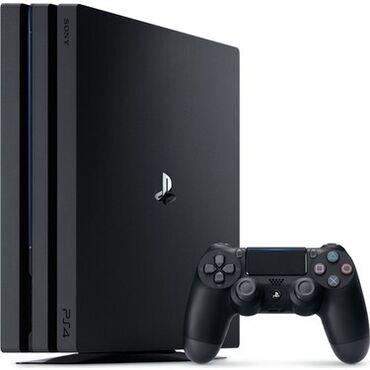 Playstation 4 pro, Ev şəraitində işlənib, əla vəziyyətdədir, 1