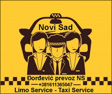 Taxi Novi Sad - Inđija,Privatni najam/zakup vozila sa vozačem (do 4