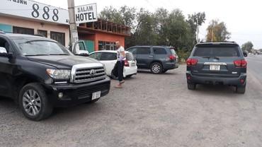 Путешествие по кыргызстану - Кыргызстан: По городу Легковое авто