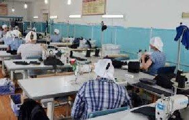 Сдаем швейный цех - Кыргызстан: Шьём платье Швейный цех