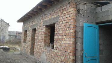 Новостройки - Кыргызстан: Новый дом продаётся 4 ком в Бишкеке ж/м Бакай-ата 82м² - хоз прост (