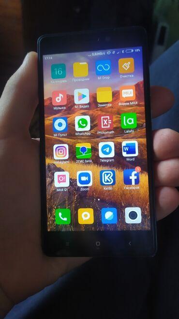 Bosch плита сенсорная - Кыргызстан: Xiaomi Redmi 3S 16 ГБ Серый