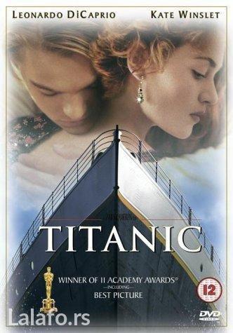 TITANIC (Film, sa prevodom)  ukoliko zelite da narucite, potrebno - Boljevac