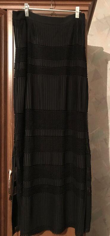 Продаю юбку в пол, размер L, Турция. Одевала раза 2. (Оплата только