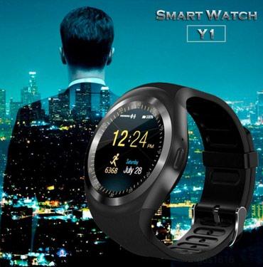 часы все цвета в Кыргызстан: Часы Smart Watch Y1Смарт часы Y1 — функцииПоддержка микро-симкарт – то