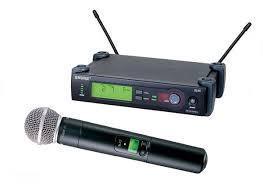 """Bakı şəhərində 360AZN Mikrofon """"Shure slx24/sm58"""""""