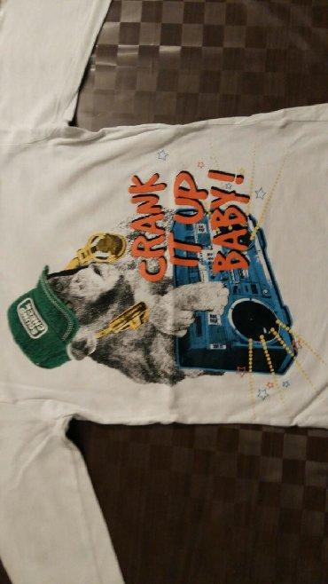 C&A majica za decake na dug rukav vel. 128cm.Polovna i - Petrovac na Mlavi