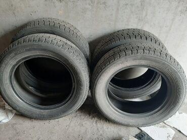 б у шины зимние в Кыргызстан: Срочно продаю зимние шины! Размеры 205/65/16! Протектора хорошего