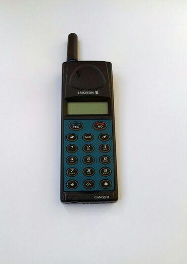 """teleskop za mobilni telefon - Azərbaycan: Telefon """"Ericsson GA 628"""". Batareyası və adapteri yoxdur. mobil"""