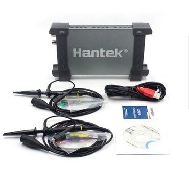 Osciloskop - Srbija: Digitalni Osciloskop HANTEK 6022BE 20MHz USB DvokanalniKorišćen je