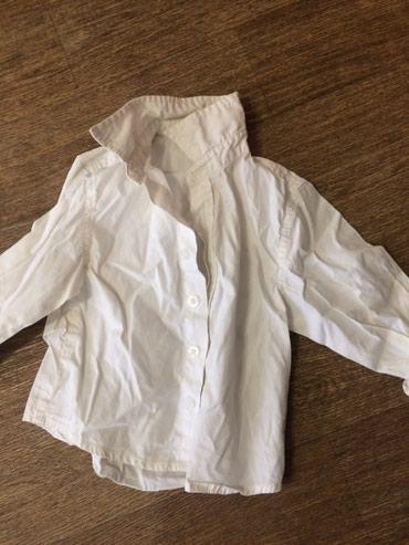 За 2 детс мыла. Чистая белая рубашечка без пятен. Качество отпадное. П