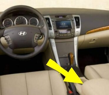 hunday sonata - Azərbaycan: Hyundai sonata dirsek altl sancaq.Metaldan 3 renĝde var salonun