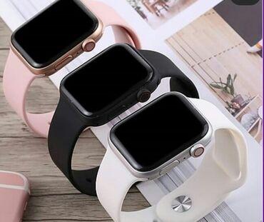 Белые Наручные часы Apple