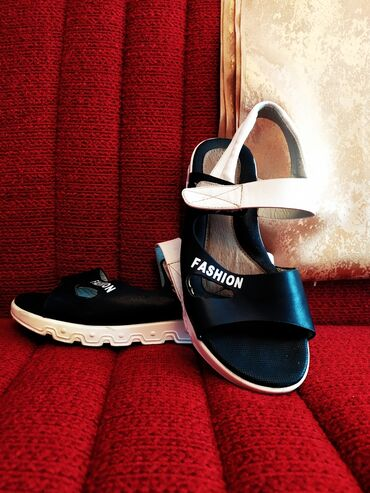 Женская обувь в Беловодское: Босоножки для девочки размер 35