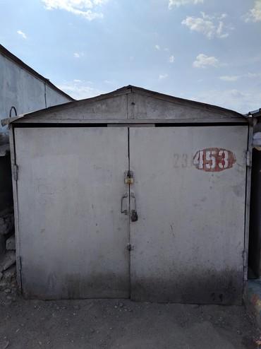 Продаю гараж в районе церкви 12 мкр