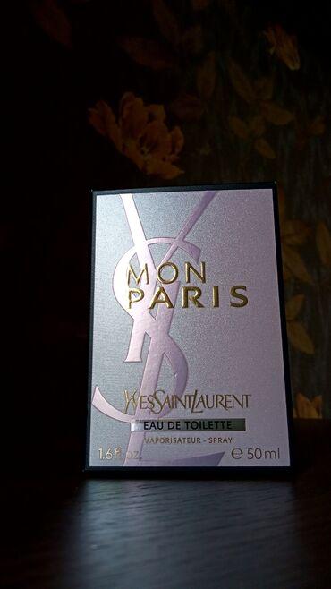Духи Yves Saint Laurent 50 мл Ни разу не пользовалась. Муж купил в