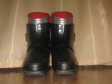 """Лыжи - Кыргызстан: Продаю детские горнолыжные ботинки """"Nordica""""super N. !!! Или меняю на"""