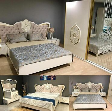 Yataq desti спални мебел orginal fabrik istehsali mebelleri anbar -