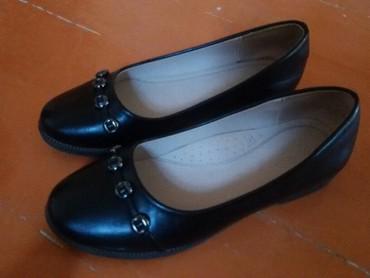 замшевые туфли размер 35 в Кыргызстан: Туфли 35 б/у в придачу сапоги  за 300 34-35 размер