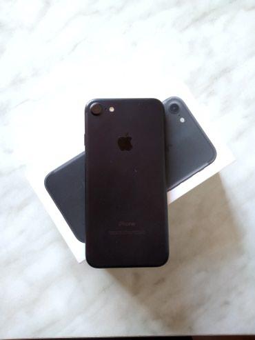Продаю iphone 7 32gb черный матовый, под в Бишкек